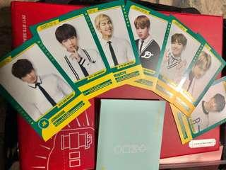 OFFICIAL BTS 3RD MUSTER ARMY.ZIP Playing Cards