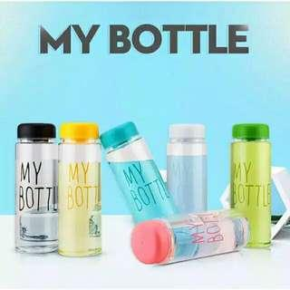 My Bottle BPA Food Grade Free Pouch