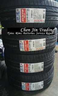 225/45/17 Kumho PS31 tires, promotion price, korea brand tires, performance tyres, value for money, gss, wholesale pricing