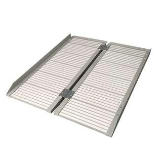 Bi-Fold Aluminium Ramp (2,4,6 Ft)