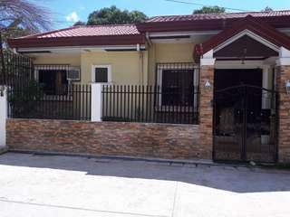 Bungalow type house and lot for sale in CEBU city