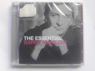 Barry Manilow Essential Best of CD Album 2 CDs