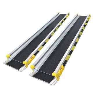 Portable Telescopic Ramp (7 or 10 ft)