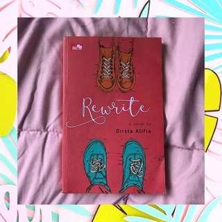 Rewrite a novel by Drista Alifia