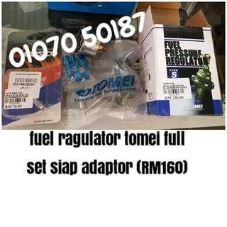 fuel ragulator tomei full set