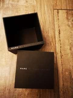 marc Jacobs box or 飾物盒手錶盒