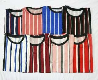 Guess Stripes Printed Shirt