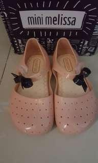 Shoes mini melissa replika
