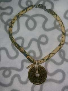 Kalung Coin Chinese