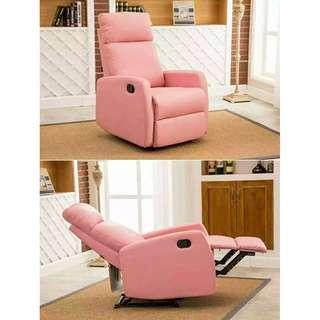 Pink Recliner