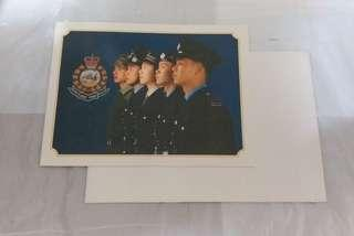 前前警察聖誕卡(官方印制)