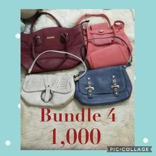 SALE!! BUNDLE #4 for only 1,000