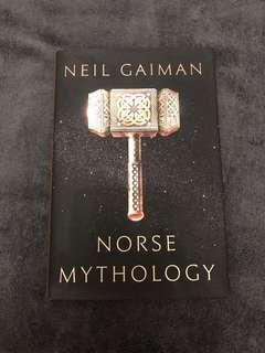 Norse Mythology by Neil Gaiman (Hardbound)