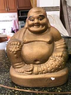 Buddha, kuan yin and Kathmandu stupa