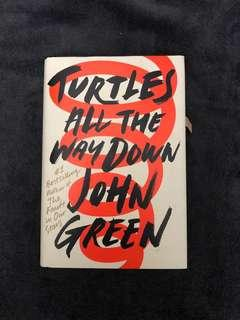 Turtles All The Way Down (Hardbound)