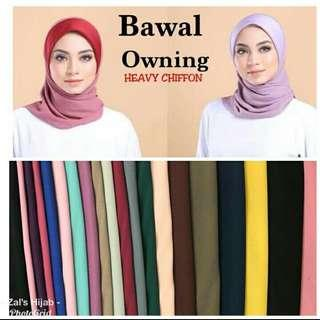 Bawal instant owning