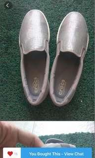 crocs dual comfort sequin