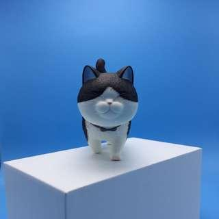 可愛貓咪模型擺件