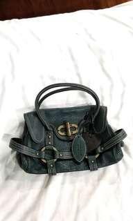 luella leather bag