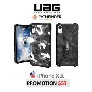 UAG Pathfinder Camo Series for iPhone XR (LIMITED)