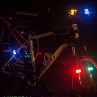 Bicycle bike escooter new LED frog light