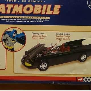 蝙蝠俠 Batman Batmobile 1:24th Scale Die Cast Vehicle