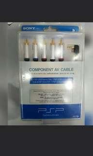 Brand new psp component AV cable