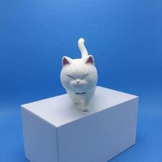 可愛貓咪公仔模型擺件