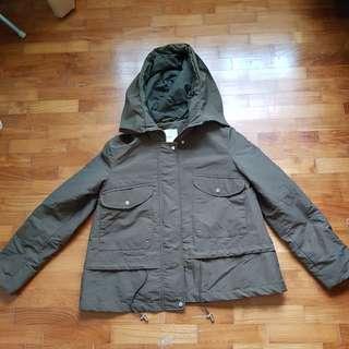 Brand New Mango Parka Jacket