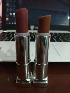 MAYBELLINE THE POWDER MATTES ALMOND PINK BEST SELLERS