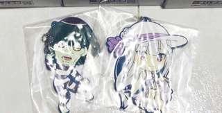 Re Zero Rezero Emilia Rem Ram Ichiban kuji Strap banpresto craneking
