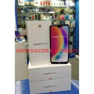 Huawei P20 Lite (4GB+ 64GB) 5.84吋 華為香港行貨 原廠一年保養