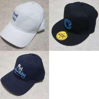 $8 each brand new cap