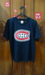 Canadien C big logo NHL tshirt