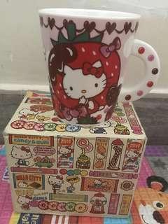Hello Kitty 陶瓷杯