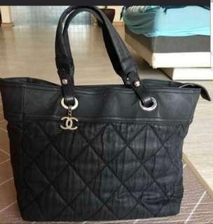 💯 Chanel tote bag