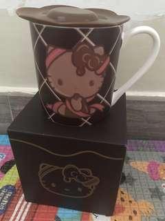 Hello Kitty 變色陶瓷杯