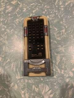 Remote for reproduction CD jukebox