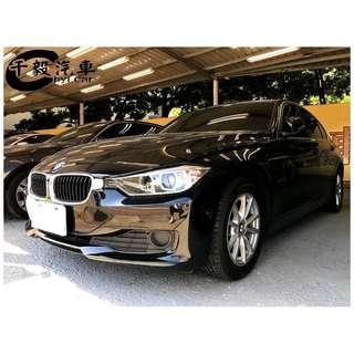 BMW 3 SERIES SEDAN F30 316i