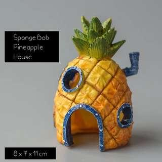 Spongebob Squarepants pineapple house