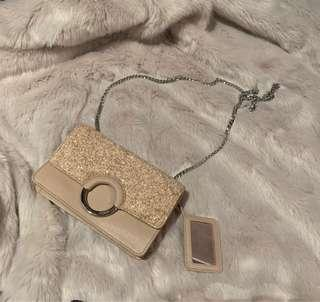 Mimco Ring Around Clutch