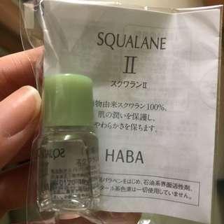 Haba 無添加   油 4ml 新買