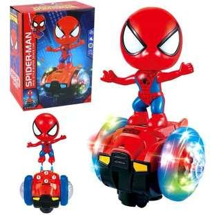 🚚 Spider-Man Toy