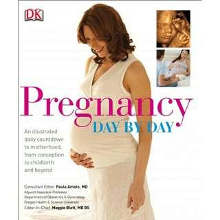 ( eBook ) Pregnancy Day By Day DK Publishing