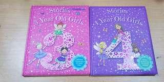 Girls Story Books