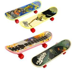 Brand new finger skateboards party gifts