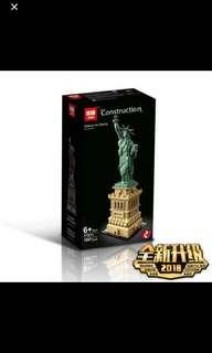 In Stock* Lepin 17011: Architecture Statue of Liberty