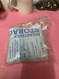 Lansinoh 母乳袋 25個