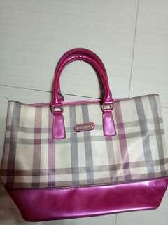 Jual murah burberry link, no defect