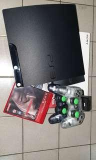 Modded (JB) Ps3 1TB Slim